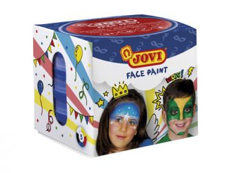 Kit maquillatge 20ml Jovi Face Paint - caixa de 5 -