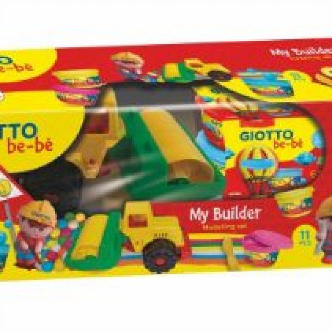 Set Giotto be-bè My Builder