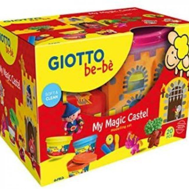Set Giotto be-bè My Magic Castle
