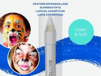 Maquillatge llapis blanc Giotto Make up