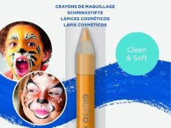 Maquillatge llapis groc Giotto Make up