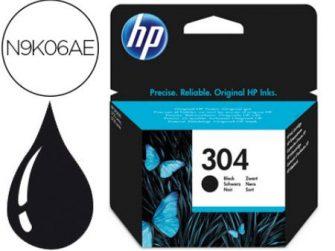 Cartutx tinta original HP 304 N9K06AE negre