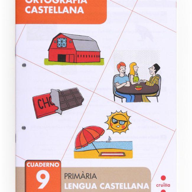 Ortografía castellana 9, primària, Cruïlla