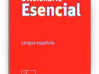 Diccionario esencial lengua española, SM