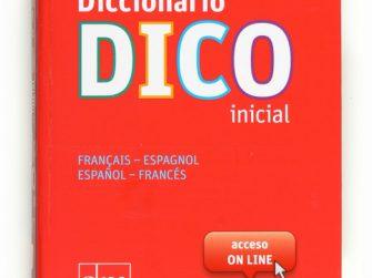 Diccionario DICO inicial, Français-Espagnol / Español-Francés, SM
