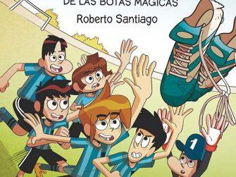 Los futbolísimos, El misterio de las botas mágicas (17), SM