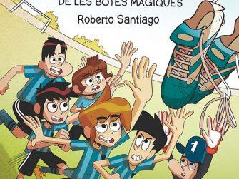 Els futbolíssims, El misteri de les botes màgiques (17), Cruïlla