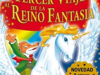 Tercer viaje al reino de la fantasía, Geronimo Stilton, Destino
