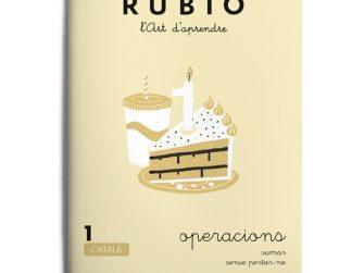 Quadern Operacions 1, Rubio