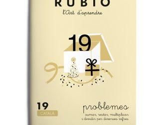 Quadern Problemes 19, Rubio