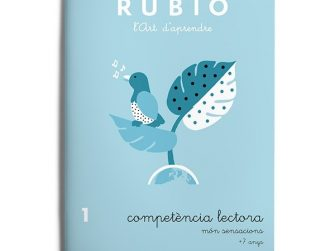 Competència lectora 1, món sensacions, Rubio