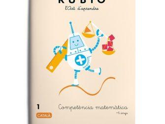 Quadern competència matemàtica 1, Rubio