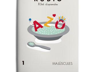 Quadern Majúscules 1, Rubio