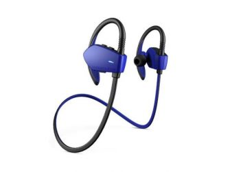 Auriculars amb micro Energy System Sport 1 color blau 427765
