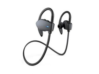Auriculars amb micro Energy System Sport 1 color negre 427451