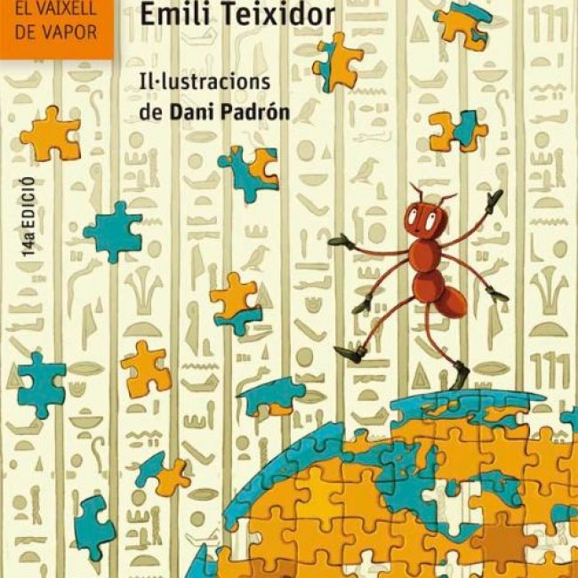 La volta al món de la formiga, El Vaixell de Vapor, Cruïlla