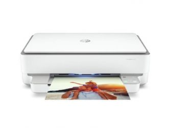 Multifuncional tinta color HP Envy 6020 AIO blanc