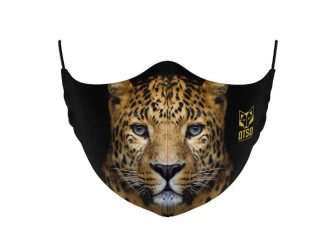 Mascareta talla S/M Leopard Otso