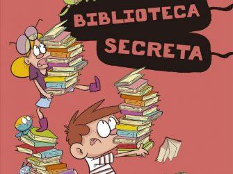 L'Agus i els monstres, La biblioteca secreta, Jaume Copons, Combel