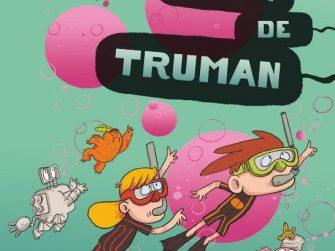 L'Agus i els monstres, L'illa de Truman, Jaume Copons, Combel