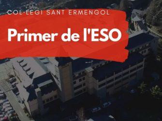 COL·LEGI SANT ERMENGOL - 1 ESO