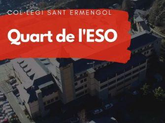 COL·LEGI SANT ERMENGOL - 4 ESO