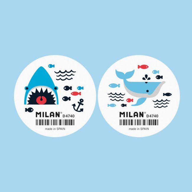 Goma Milan Shark Attack D4740