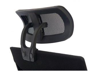 Reposacaps negre per cadira Rocada 908 Ref. 908WHR