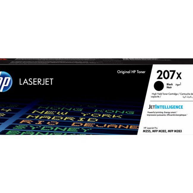 Toner original HP 207X W2210X negre