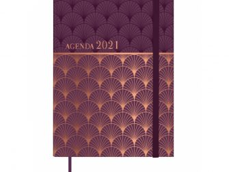 Agenda s/v 140x204 Finocam Dynamic Berlin Mosaic