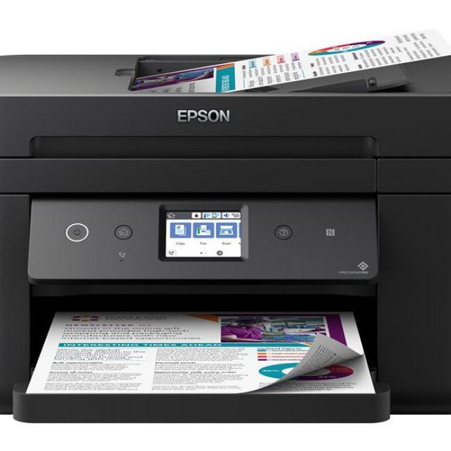 Multifuncional tinta color Epson WorkForce WF-2860DWF