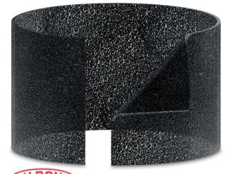 Filtre de carbó per purificador d'aire Leitz Trusens Z-2000 - pack 3 -