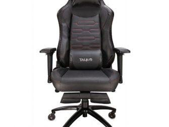 Cadira rodes Gaming negre Talius Komodo